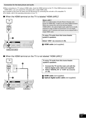Panasonic Sc Btt775 Operating Instructions