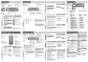 page 2 generalidades random cq-c1121u 7 mute89 1011 12sq/scan  pushseltune/trackband