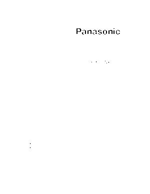 Panasonic Home Network System Access Keypad Kx Hnk101 Operating