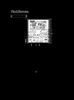 panasonic cz rtc4 user manual