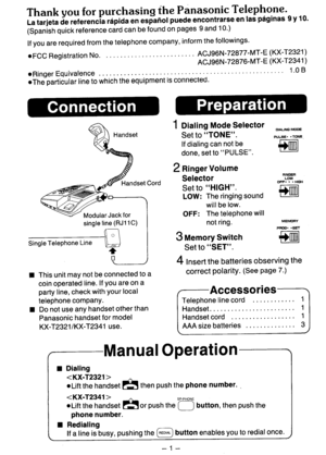 12 Operating Instructions Manual 21 Pages