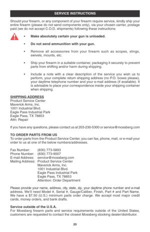 Brilliant Mossberg 500 835 590 Pump Action Shotgun Instructions Manual Wiring Cloud Mangdienstapotheekhoekschewaardnl
