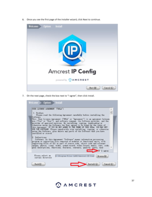 Amcrest IP3M-941 Dual Band PT Camera User Manual