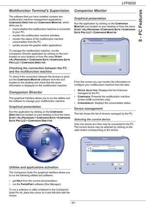 Philips LaserMFD 6020 User Manual