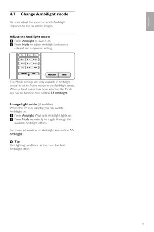 Philips 42pfl9603 User Manual