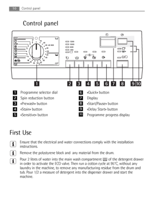Electrolux ewm1500 aeg lavamat 1040 1240 1440 service manual.
