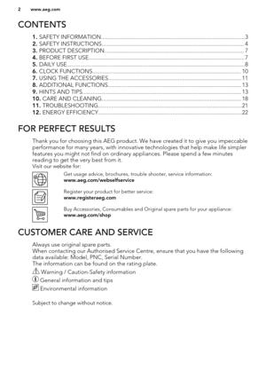 aeg competence oven manual pdf