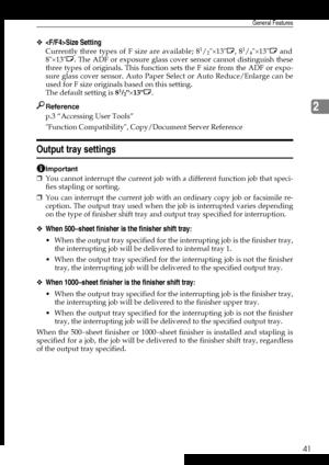 Ricoh Aficio MP2510SP User Manual