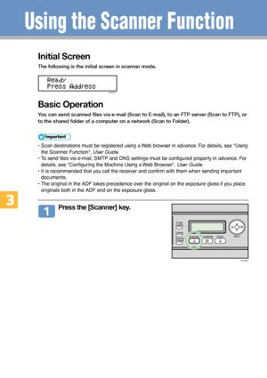 Ricoh Aficio SP C222SF User Manual