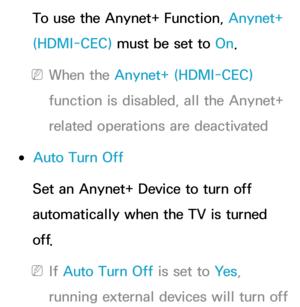 Samsung Television ES7100 User Manual