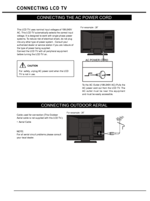 Sanyo Lcd 32k20 Owners Manual