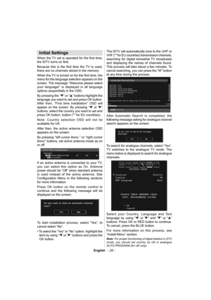 Sanyo Ce32fd90b User Manual