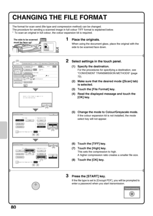 Sharp MX M850 User Manual
