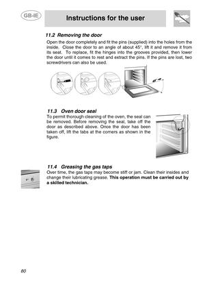 Smeg A3-6 Manual