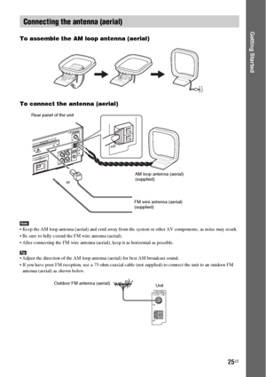 Sony Bdv E300 Operating Instructions