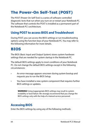 Asus ROG Strix GL702VS User Manual