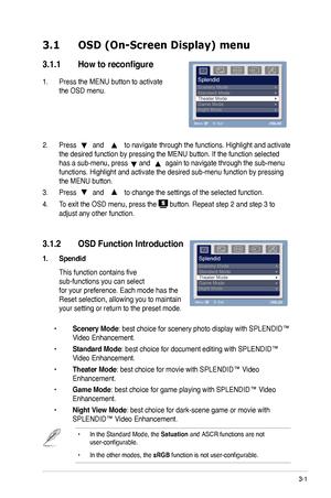Asus Vk266h User Guide