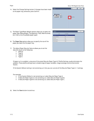 Xerox 700 Digital Color Press User Manual