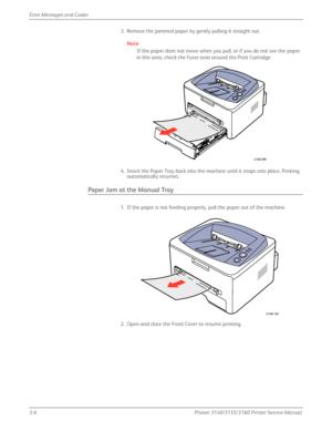 Xerox Phaser 3155 User Manual