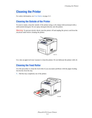 Xerox Phaser 4510DT User Manual