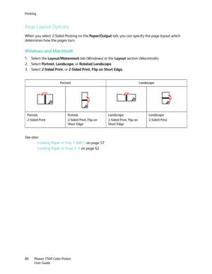 Xerox Phaser 7500DN User Manual