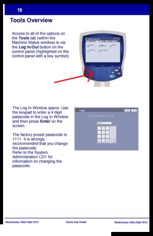 Xerox WorkCentre 7675 User Manual