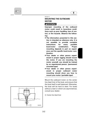 Yamaha 115 C Service Manual