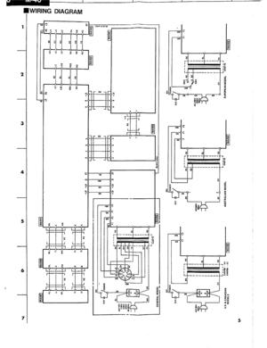 Yamaha M-40 Power Amp Service Manual on
