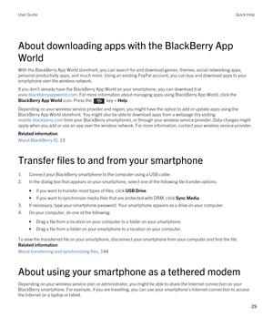 Blackberry Torch 9810 7 1 User Guide